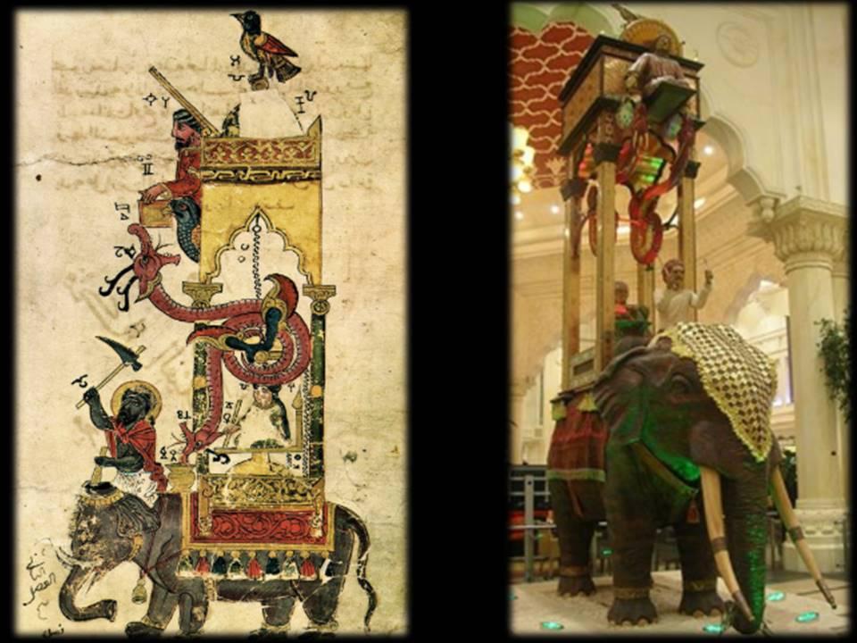 @time teller elephant