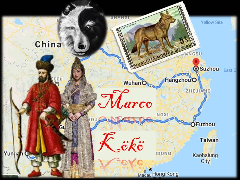 @MARCO AND KOKO MAP
