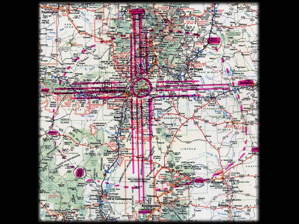 mapa para averiguar